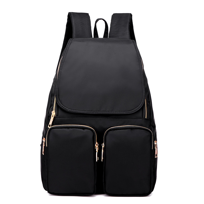 2016 female Oxford spinning simple student schoolbag leisure travel bag Women Causal Backpack 1203