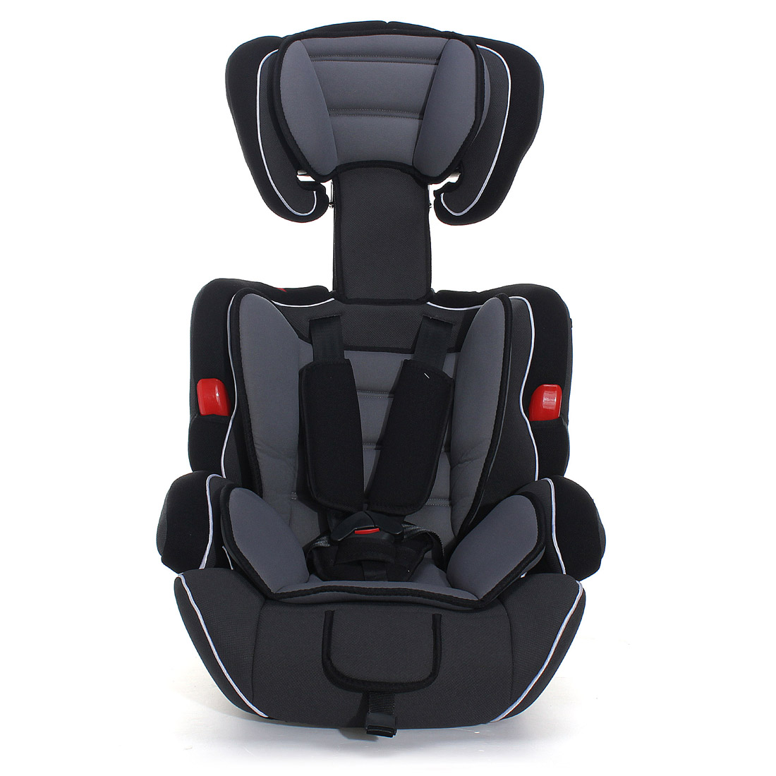 Black Convertible Baby Children Kid Car Safety Safe Seat /& Booster For 9 To 36kg