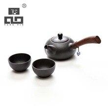 TANGPIN japanese ceramic teapot kettle tea pot teacups set gifts for christmas