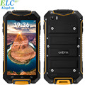 4.5 дюймов Geotel А1 IP67 Водонепроницаемый Смартфон Android 7.0 MTK6580M Quad Core 1 ГБ RAM + 8 ГБ ROM 3400 мАч 8MP GPS WCDMA Мобильного телефон