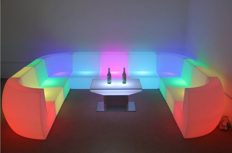 Beau Emitting Light Emitting Plastic Chairs KTV Sofa Bar Entertainment Club  Nightclub Furniture In Bar Chairs From Furniture On Aliexpress.com |  Alibaba Group