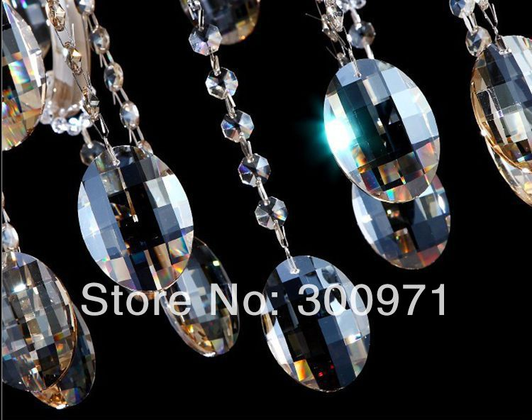 COGNAC colo,Free shipping76mm(60pcs/lot) crystal chandelier pendant/crystal curtain pendants,crystal chandelier parts