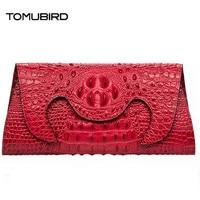 Fashion crossbody bags for women chain top quality Cow Leather women bag Crocodile pattern Clutch Evening bag bolsa feminina