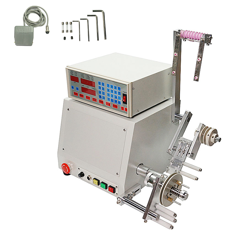 LY 810 400 W компьютер автоматический намоточный станок обмотки машины для 0,03 до 1,2 мм провод AWG 17 до 46 220 V 110 V