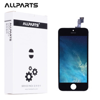 AAA Grade Black White 4 0 LCD For IPhone 5 Display For IPhone 5s LCD 5C