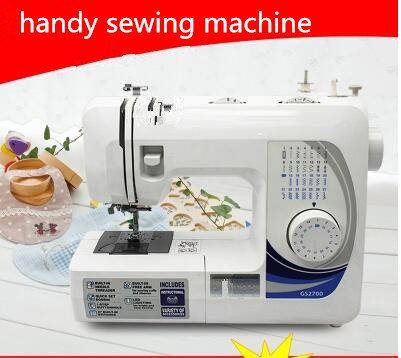 Household electronic desktop electric multifunction sewing machine sewing thick fabric