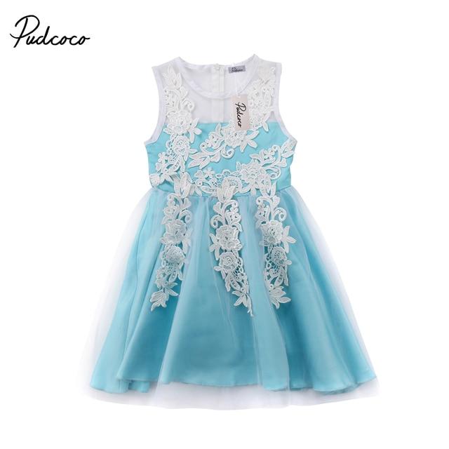 New High Quality Summer Girls Dress Children Clothing Princess ...