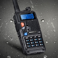 Original BAOFENG UV 5X Upgraded Version Of UV 5R UV5R Two Way Radio Walkie Talkie FM