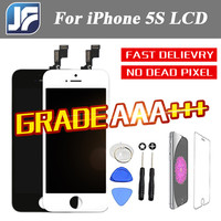 1PCS Quality A W B Display For IPhone 5S LCD Digitizer Assembly With Touch Replacement