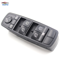 A2518300090 Left Front Door Window Mirror Master Switch For Mercedes W164 ML 2518300090