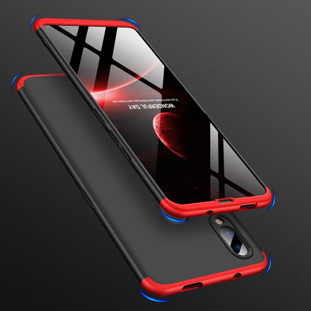 360 Degree Full Protection Case For VIVO Nex Cover shockproof case + glass film for