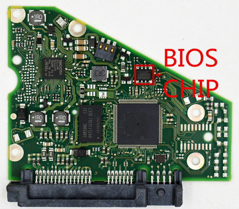 ST4000DM000 HDD PCB for Seagate Logic Board/Board Number:100690899 REV B