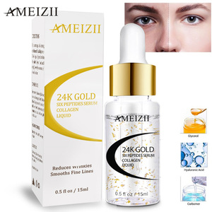 Image 4 - AMEIZII Snail Essence Hyaluronic Acid Serum Moisturizing Whitening Lifting Firming Essence Anti Aging Face Skin Care Repair 1Pcs
