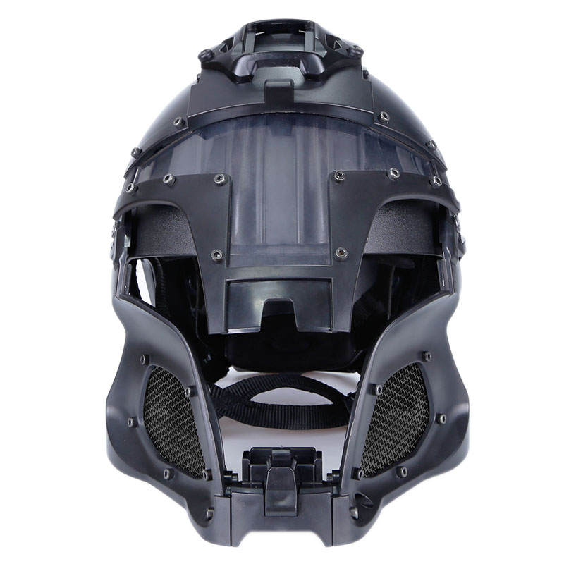 WoSporT 2018 Tactique Militaire Balistique Casque Side Rail NVG Linceul De Base De Transfert Sports de Plein Air Armée Combat Airsoft Paintball