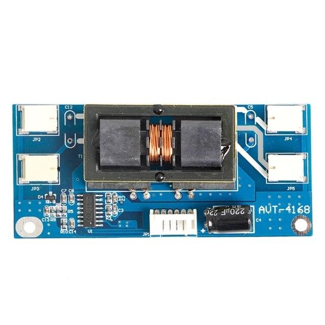 """4 CCFL Lamp Backlight Universal Laptop LCD Inverter 10 30 V For 15 24"""" Screen"""