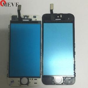 Image 3 - מגע Digitizer מסך + מסגרת עבור iPhone 6 6S 6P 5S 5C 5G 7G 7P בתוספת מסך מגע קדמי לוח מגע זכוכית עדשת טלפון אבזרים