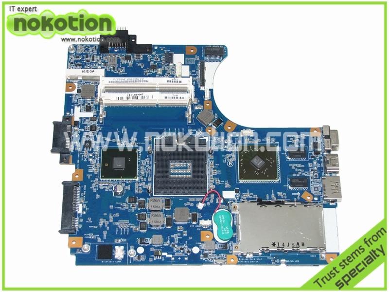 A1794336A MBX-224 Laptop motherboard for Sony VPC-EB3L0E VPC-EB3E1A VPCEB4X0E M961 ATI HD 5470 graphics Mainboard full tested