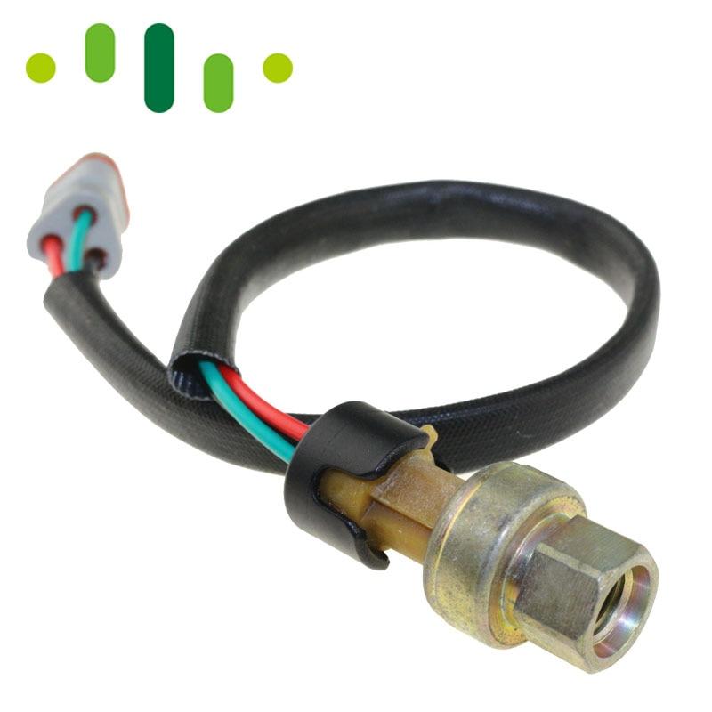 Heavy Duty Pressure Sensor For CAT Caterpillar C15 C12 194-6724 1946724
