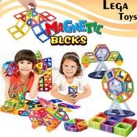 86pcs Mini Magnetic Toy Construction Set Educational Model Building DIY Kits Magnetic Designer Blocks Toys For