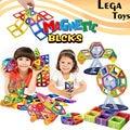 86 unids Mini Magnético juego de construcción de Juguete Modelo de Construcción de BRICOLAJE Kits de diseño Magnético Bloques de juguetes Educativos para niños