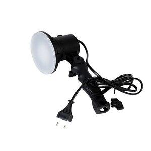 Image 3 - Lâmpada led fotografia estúdio luz lâmpada retrato softbox luz de preenchimento câmera luzes caixas equipamentos ainda vida adereços