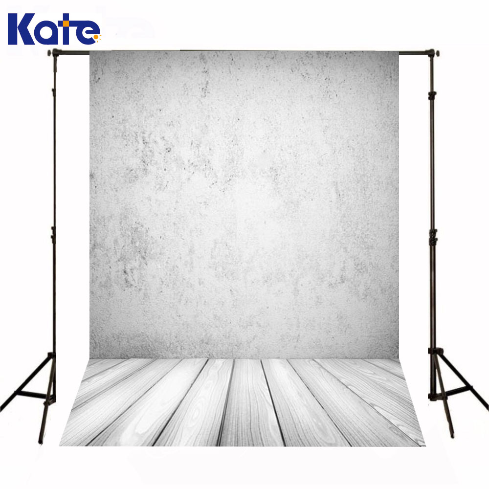Kate Background Newborn Baby Rough Gray Wall Backgrounds Photography Wood Texture Floor Backdrops For Photo Shoot kate 5x7ft newborn baby background white cloud and blue sky photography backdrop dark wood texture floor for photo shoot studio
