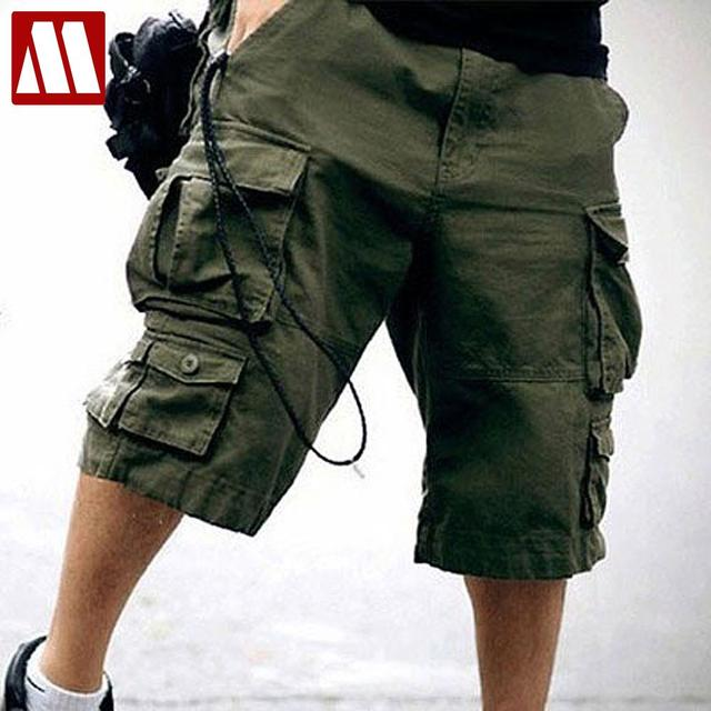 9c01e8b924 2019 Summer New arrival mens cargo shorts, Cotton short pants designer  camouflage trousers 11 Colors size S M L XL XXL XXXL C888