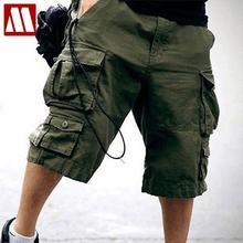 קצר מכנסיים מעצב הסוואה מכנסיים 2020 קיץ הגעה חדשה Mens מכנסיים קצרים מטען, כותנה 11 צבעים גודל S M L XL XXL XXXL C888