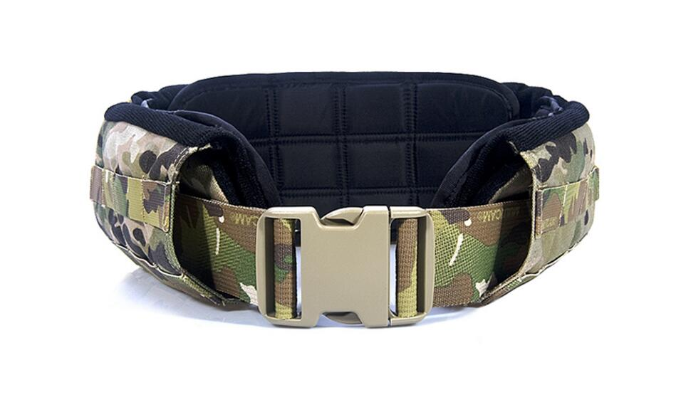 Free shipping In stock FLYYE genuine MOLLE  BLS Belt Gen.2 Alpha(M) Military Tactical  camping   modular combat CORDURA BT-B011