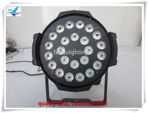 free shipping 4pcs/lot Disco Lighting Par 24x15w Led Par Light RGBWA 5in1 Power Strobe Luces DMX512 Stage DJ Party Par Can Wash