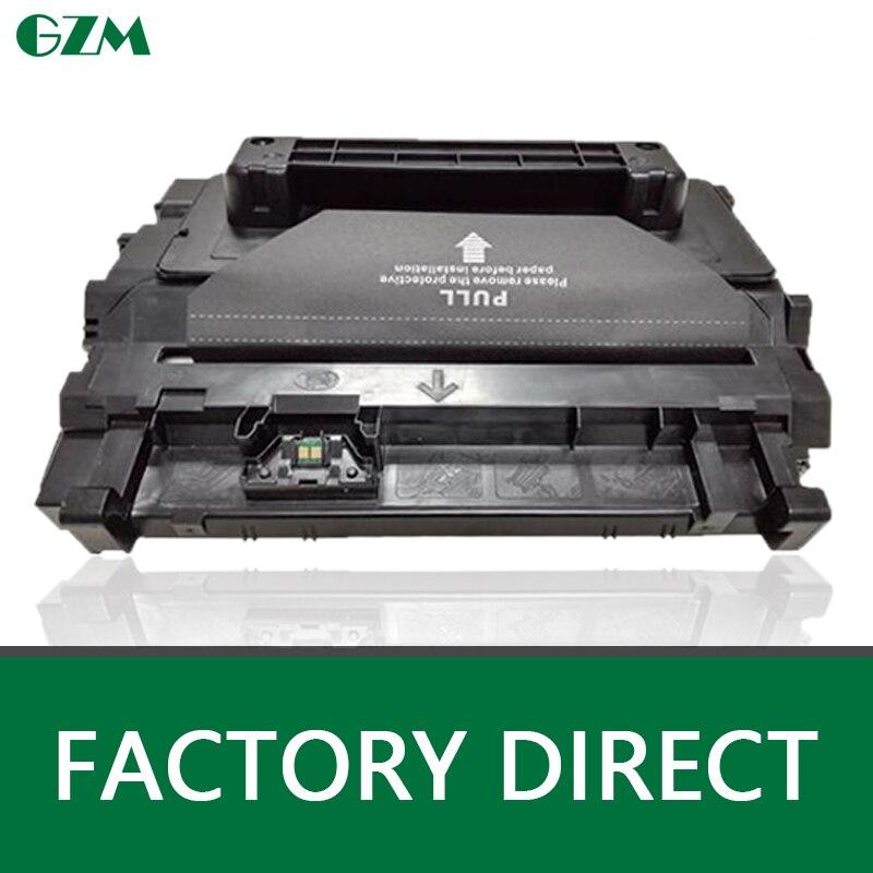 Картридж Sakura CE390A / SACE390A Black для HP LJ M4555