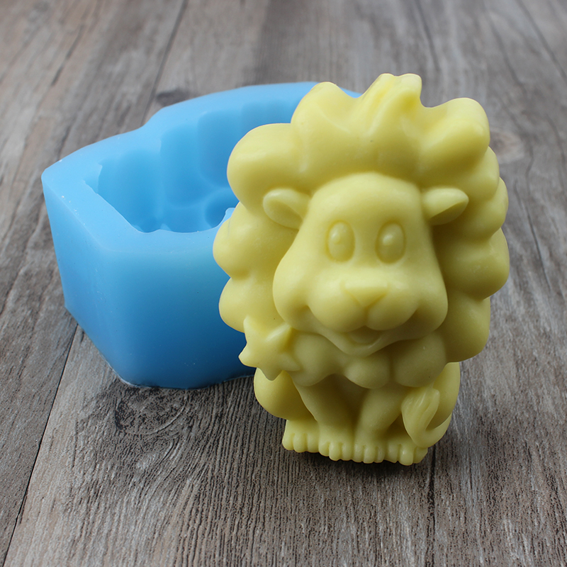 Силиконовая форма для мыла Leo для натурального мыла ручной работы 12 созвездий темы ремесло Смола глина шоколадные конфеты плесень
