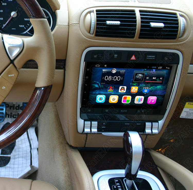 Android Car DVD for Cayenne (6)