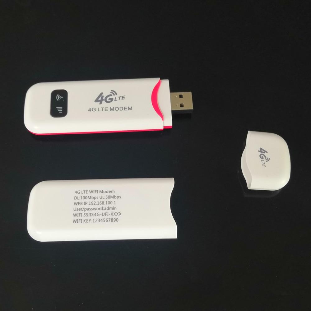 3g/4g FDD LTE EVDO Netzwerk Hotspot WiFi Wireless Router USB Modem Mit SIM/SD Karte slot Für Android Auto DVD Playe Radio PC