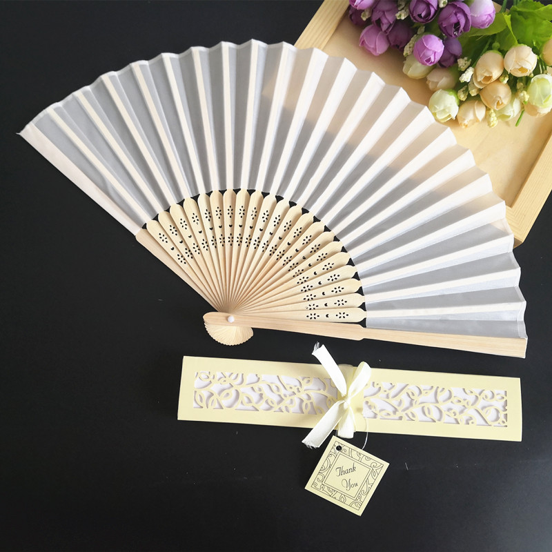 5pcs Funny Beautiful Lightweight Simple Printing Flamingo Fan Plastic for Summer