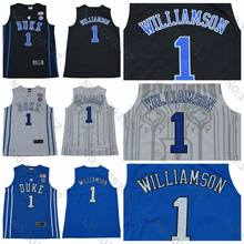 865f9caba539 ... basketball stitched ncaa jersey 253e1 c7d23  discount code for mens  duke blue devils 1 zion williamson jersey royal blue black white university