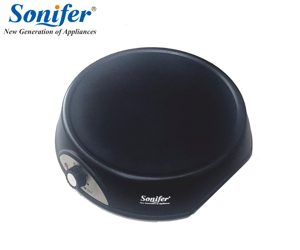 1000w electric cookware maker Pizza pancake maker Baking pan cake maker Non-stick pan cookware Kitchen cooking tools sonifer