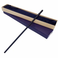 Newest High Quality Harry Potter Metal Core Ginny Weasley Magical Wand With Gift Blue Box Packing