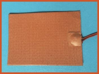 цена на High quality flexible Silicone Heater mat, Silicone Heater pad, silicone heater mat120W, 115V 220V, 100 x 150mm flexible heating