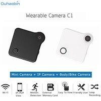 Ouhaobin 미니 카메라 720 마력 HD