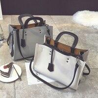 Autumn And Winter New Korean Style Messenger Bag Fashion Vintage Handbag Women Pure Color Simple Joker