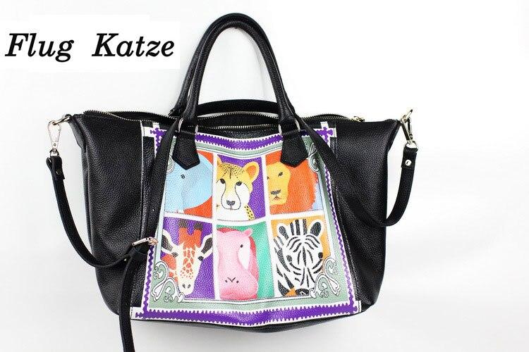 Fashion Women's Shoulder Bags100% Cowhide   genuine leather handbag women's handbag messenger bag
