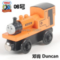 Thomas and his friends trains toy, wooden thomas train with magnet, toys for kids, children toys, free shipping