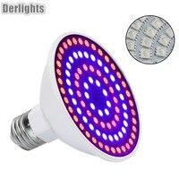 LED Grow Light 20W AC85 265V E27 Aquarium LED Grow Bulb Indoor Plant Grow Lights Phyto
