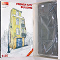 Out of print! MiniArt 1/35 35019 French City Building (WWII Military Diorama)