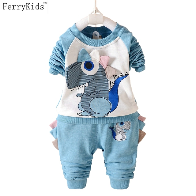Baby Kids Clothes Boys Clothing Set Toddler Girls Clothing Children Baby Clothes Boutique Kids Clothing Girls Outfits 2016 New