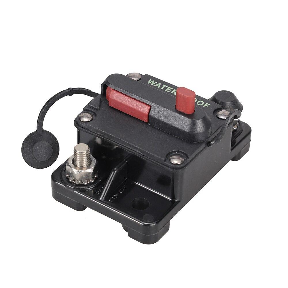 car audio breaker fuse box diy wiring diagrams u2022 rh dancesalsa co Main Breaker Fuse Box Breaker Fuse Box Information