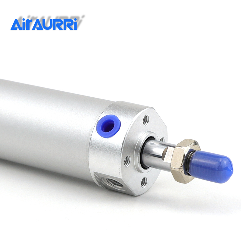CG1BA50 CDG1BN air cushion large pneumatic cylinder Round cylinder 50mm bore 300 350 400 450 500mm stroke CG1BN Rubber bumper in Pneumatic Parts from Home Improvement
