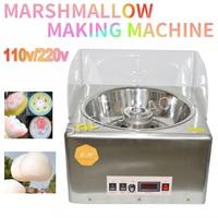 Hot sale electric candy cotton maker CC 3801H cotton candy machine commercial Marshmallow machine 220v/110v 500 1000w adjustble