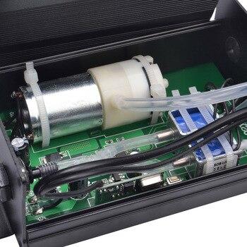 Kwaad Energie Hoge Proformance 2.5 Inch Elektrische Uitlaat Knipsel Systeem E-Cut Vacuüm Pomp Valve Met Afstandsbediening Y Pijp Elektrische Uitsnede